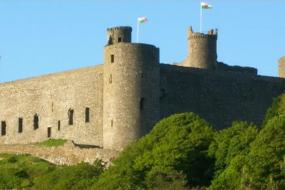 harlef castle